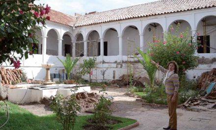 65 % de avance restauración y refuncionalización del Museo Colonial Charcas