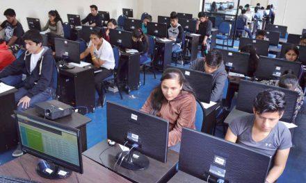 Examen de ingreso 2017: 5182 Nuevos estudiantes de San Francisco Xavier