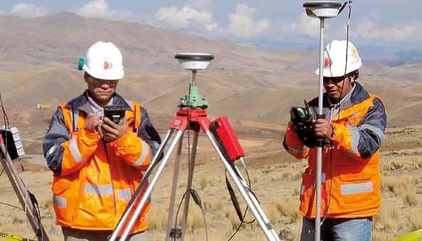 A partir de esta gestión: Facultad Técnica Oferta Geodesia y Topografía
