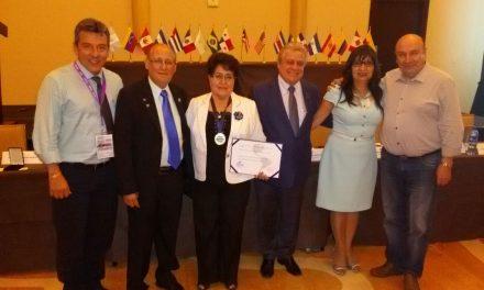 María Teresa Torres Romero: LOGRA PREMIO  INTERNACIONAL POR SU APORTE EN EL TRATAMIENTO DEL CÁNCER