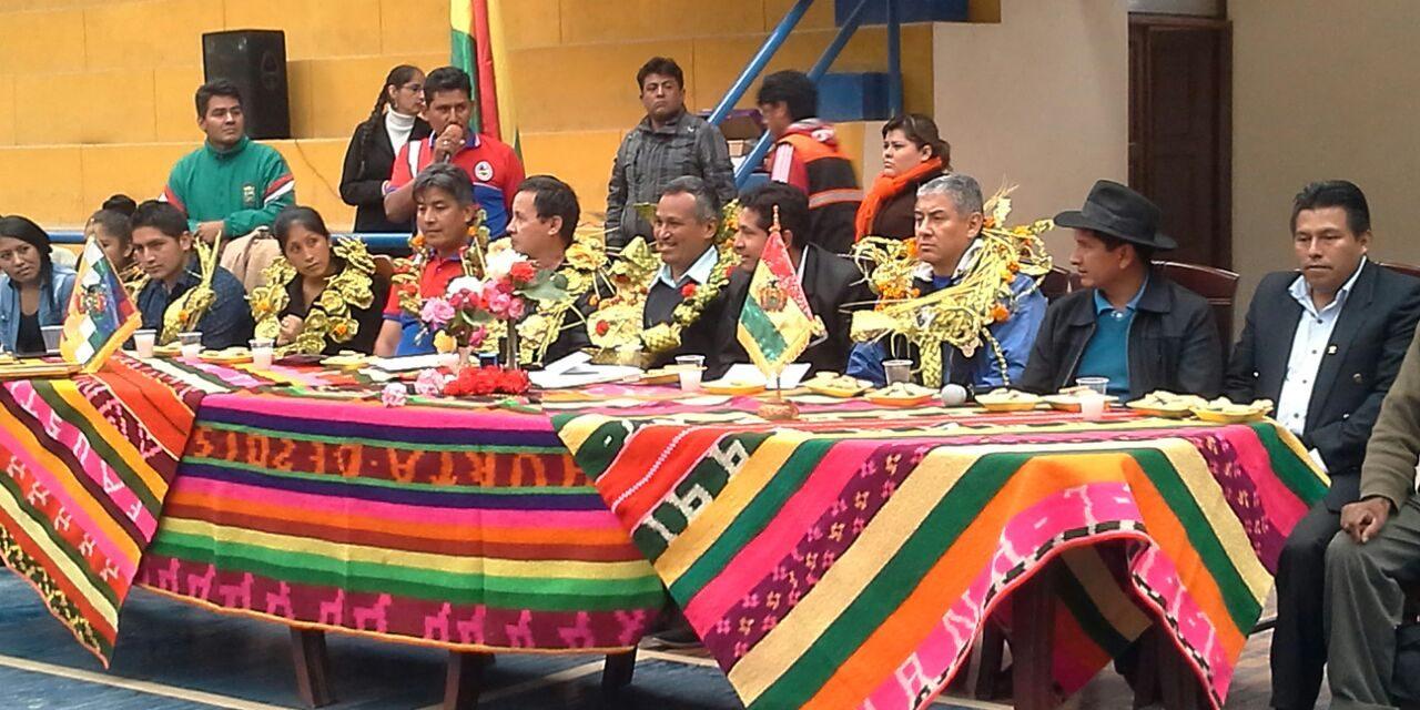 Facultad de Tecnología inauguró en el municipio de Presto LA CARRERA DE QUÍMICA INDUSTRIAL