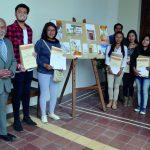 PREMIARON A LOS GANADORES DEL CONCURSO DE DIBUJO Y PINTURA