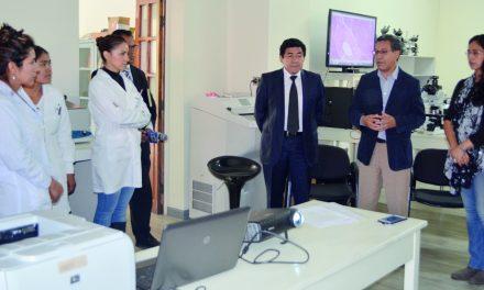 Instituto de Anatomía Patológica  ADQUIRIÓ MODERNO EQUIPO QUE IDENTIFICARÁ 13 TIPOS DE VIRUS DEL PAPILOMA HUMANO