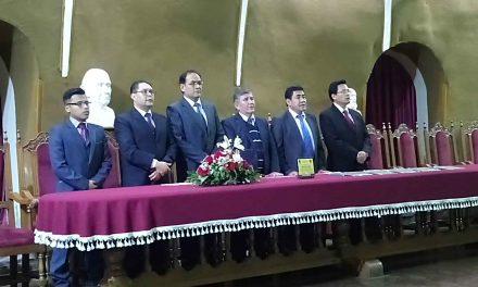 Facultad de Medicina trabaja para su reacreditación internacional 219 AÑOS DE FORMACIÓN E INVESTIGACIÓN