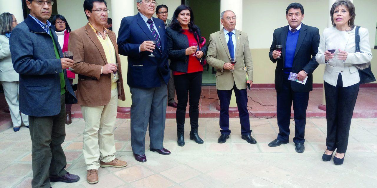 INAUGURARON CENTRO DE DIAGNÓSTICO Y TRATAMIENTO UNIVERSITARIO