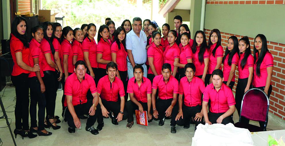 VISITA DEL RECTOR A LAS PROVINCIAS DE CHUQUISACA FORTALECE LA FORMACIÓN ACADÉMICA