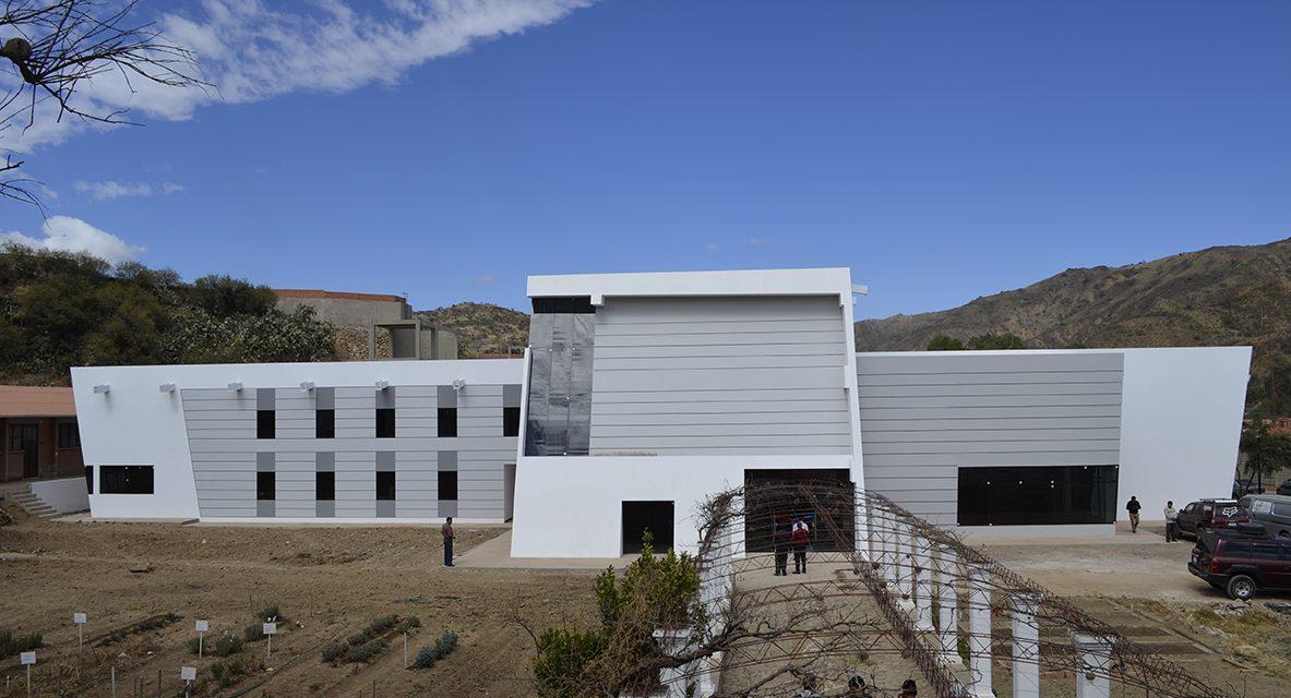Facultad de Ciencias Agrarias:  INAUGURA MODERNO  CENTRO DE INNOVACIÓN E INVESTIGACIÓN