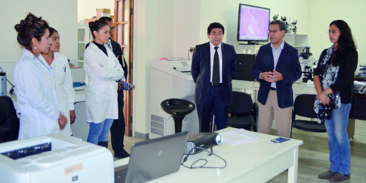 Instituto de Anatomía Patológica ADQUIRIÓ MODERNO EQUIPO QUE ...