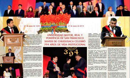 Revista Expresión Número de Abril